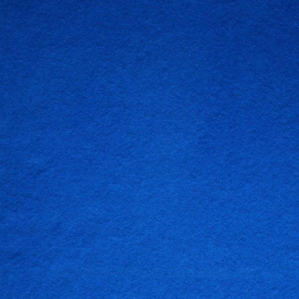 Bündchenstoff Schlauch royalblau