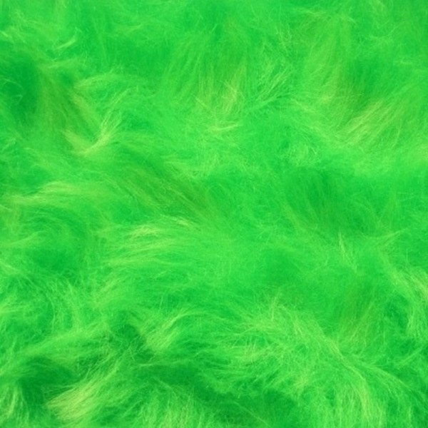 Plüsch HAGEN hellgrün