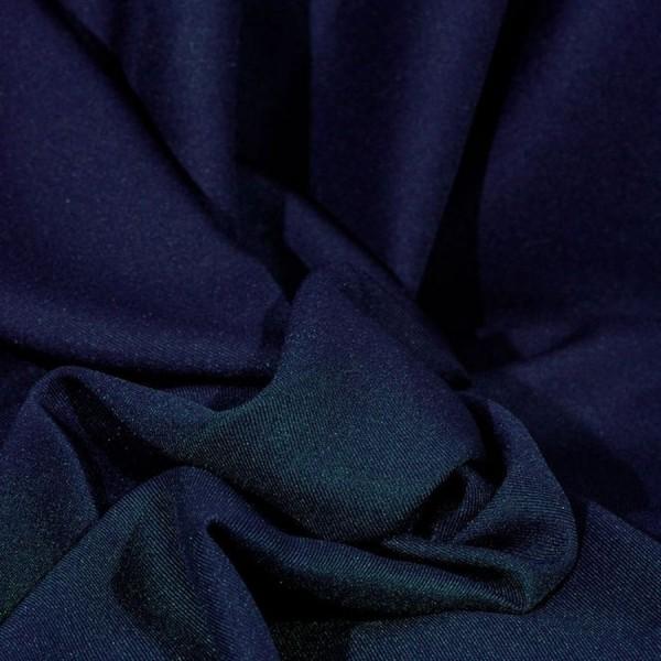 Gabardine Polyester dunkelblau