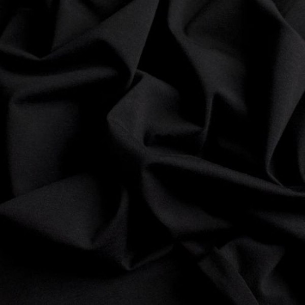 Jersey GITTE schwarz