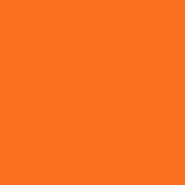 Viskosefilz orange