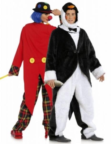 burda Schnitt Pinguin Clown 2415