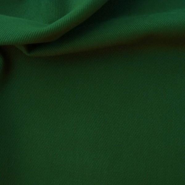 Jeansstoff CITY dunkelgrün