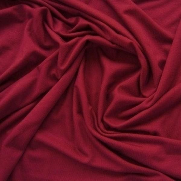 Rest Jersey GINA burgund 0,9 Meter