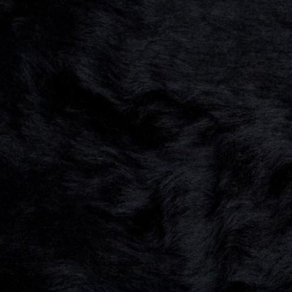 Plüsch HAGEN schwarz