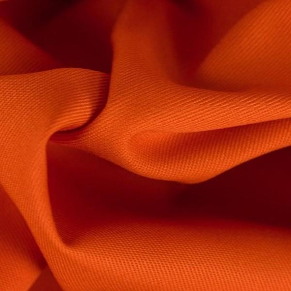 Köperstoff TOKO orange