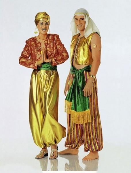 burda Schnitt Orient-Kombination 2526
