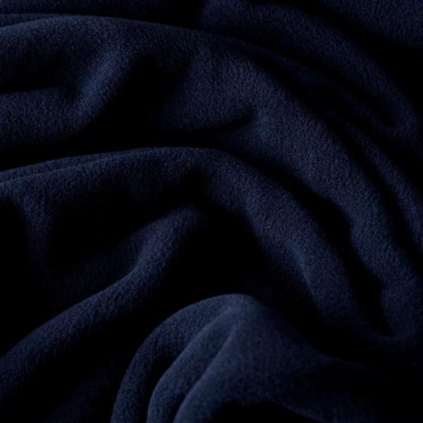Microfleece SARNEN dunkelblau