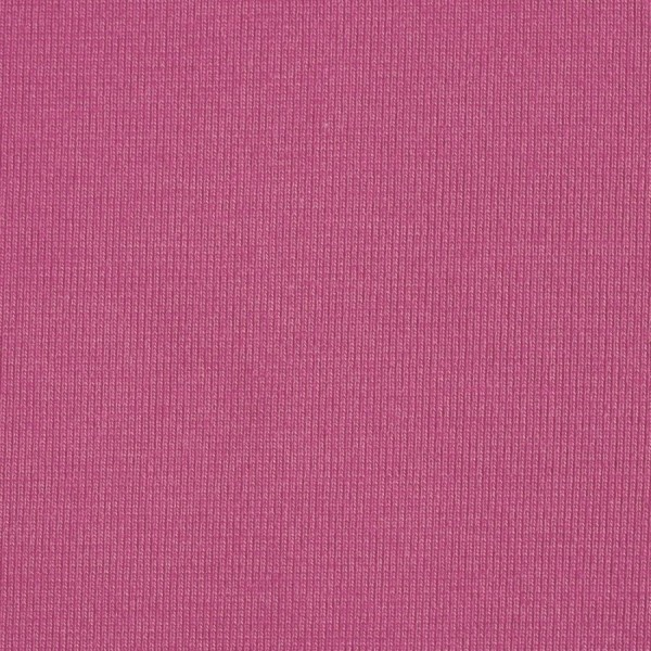 Bündchenstoff Schlauch pink