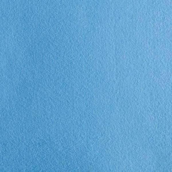 Viskosefilz hellblau