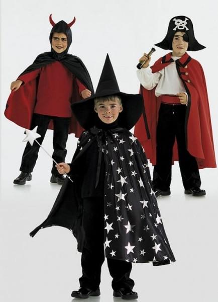 A Zauberer, B Pirat, C Teufel