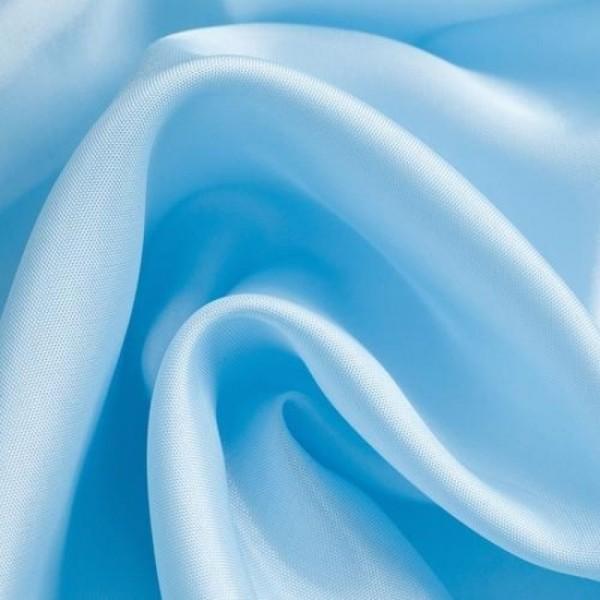 Futterstoff FINESSA hellblau