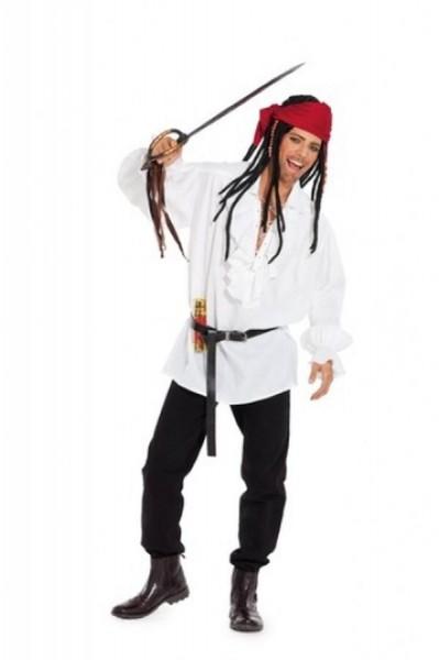 burda Schnitt Piratenhemd 7332