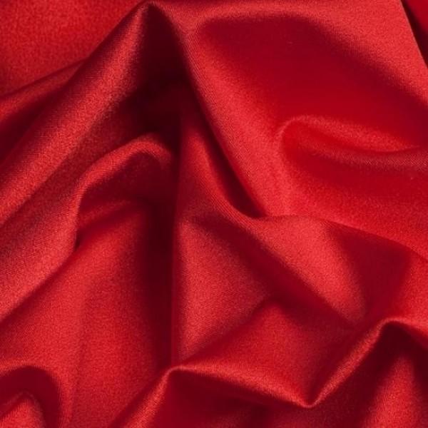 Badeanzugstoff MARY rot