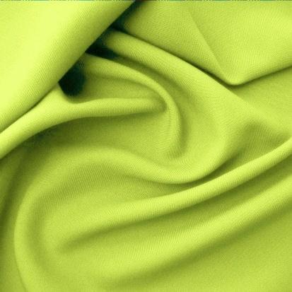 Stoff PAULA Polyester kiwi