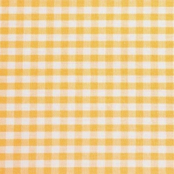 Batist VICHY-KARO 03 orange-weiß