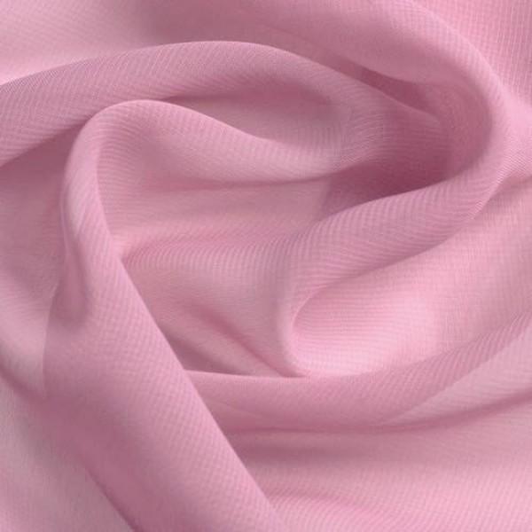 Chiffon SELINA rosa
