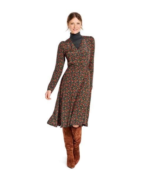 Burda Schnitt Kleid A