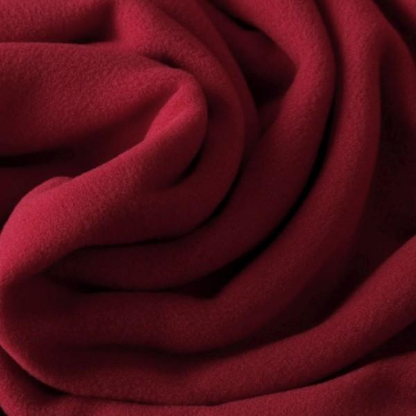 Microfleece SARNEN burgund