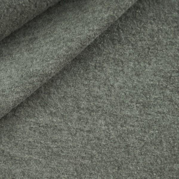 Walkloden FINN grau-meliert