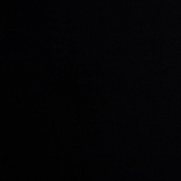 Köperstoff BARTO schwarz