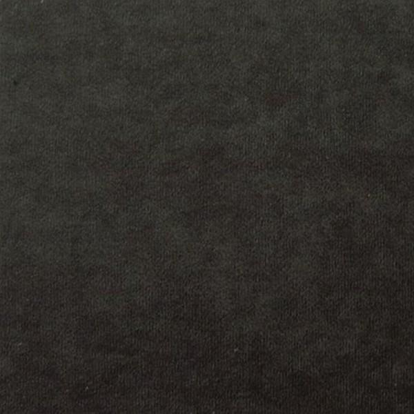 Polsterstoff Affenhautoptik schwarz