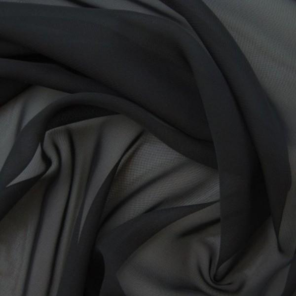 Chiffon SELINA schwarz