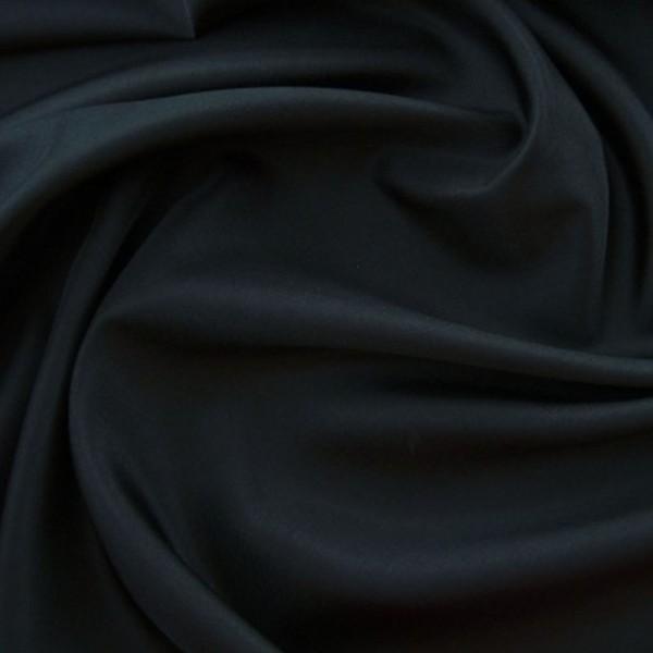 Futterstoff WANDA stretch schwarz