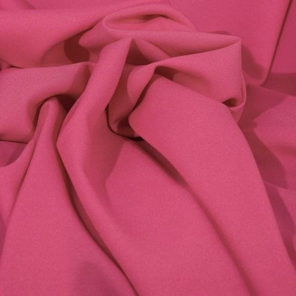 Gabardine Polyester pink