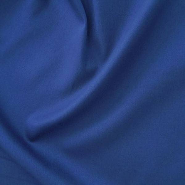 Rest Hosenstoff Kostümstoff PETER royalblau 1,4 Meter