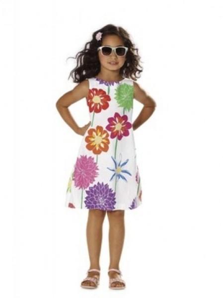 burda Schnitt Kleid 9544