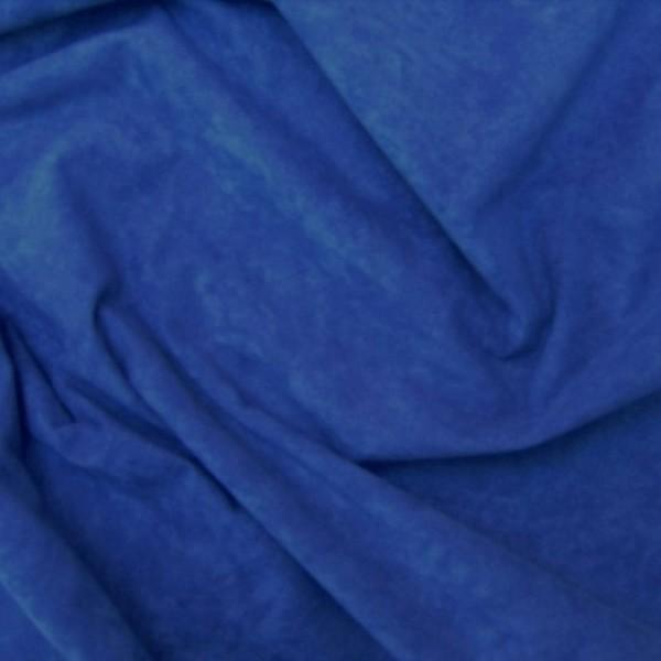 Veloursstoff AFRA royalblau