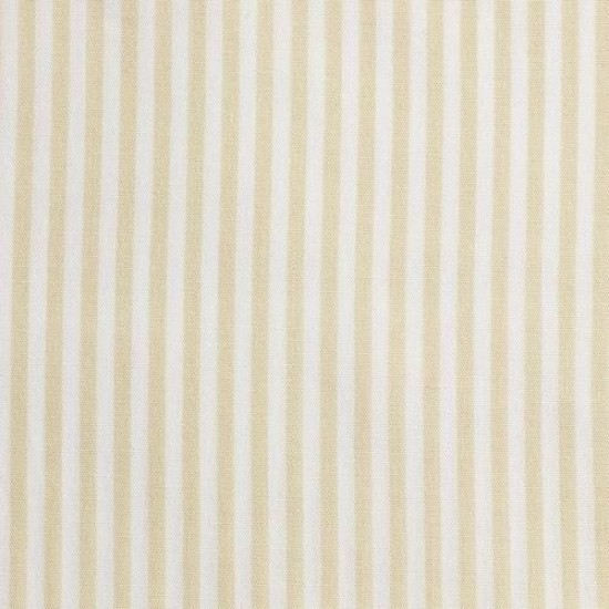 Batist STREIFEN 03 beige-weiß