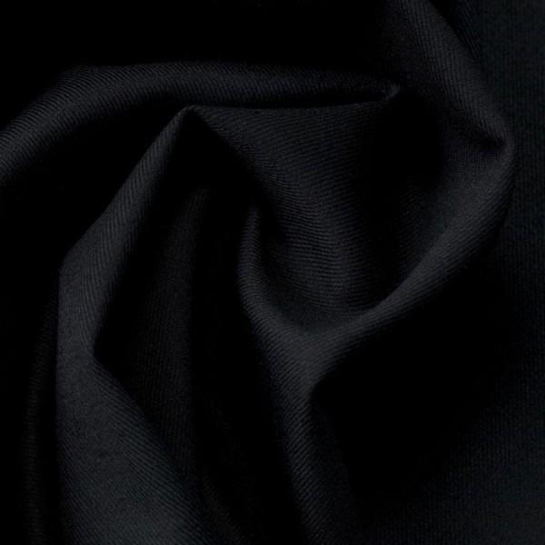 Gabardine ATHENA schwarz