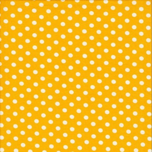 Jersey PUNKTE 01 gelb-weiß