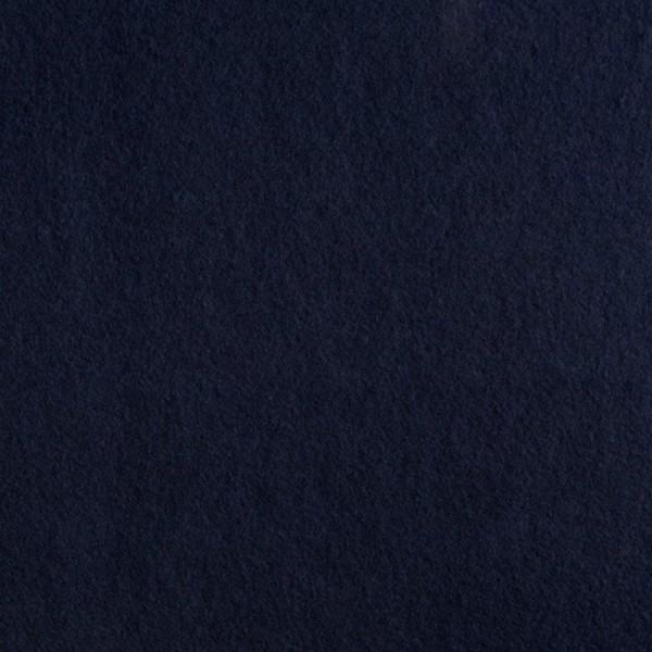 Bündchenstoff Schlauch dunkelblau