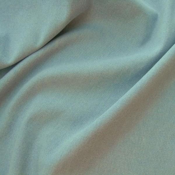 Jeansstoff Mischgewebe hellblaugrau