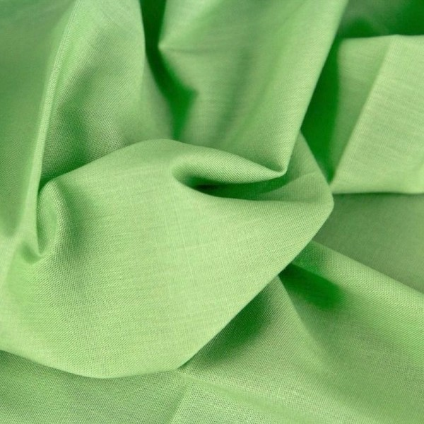 Baumwollstoff HEIDRUN mint