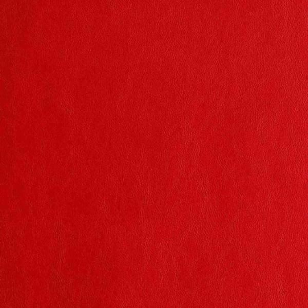 Kunstleder ALLO rot
