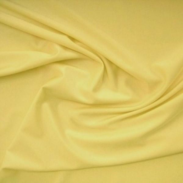 Stretchstoff MARIA goldfarbig