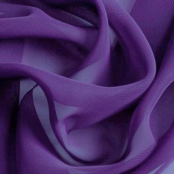 Chiffon SELINA lila