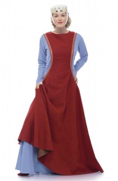 burda Schnitt Historisches Kleid 7977