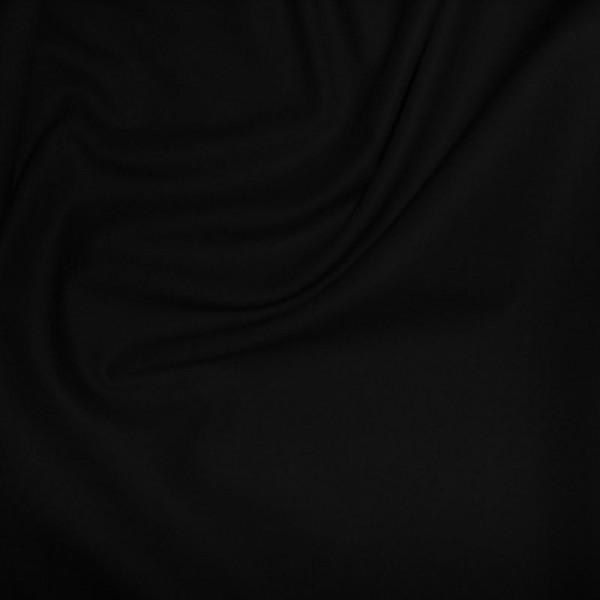 Baumwollstoff HEIDRUN schwarz