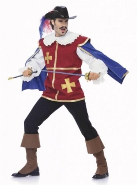 burda Schnitt Musketier 7976