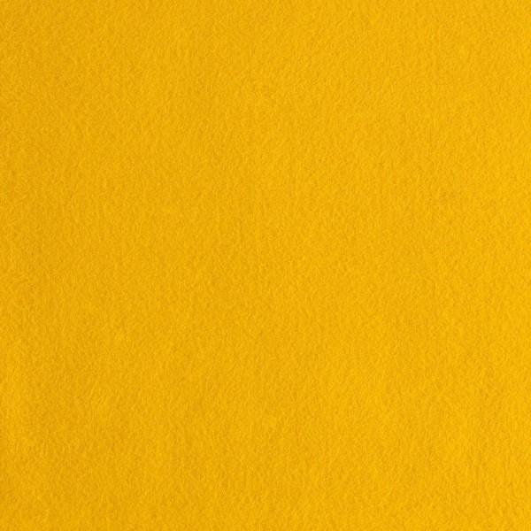 Stickfilz gelb