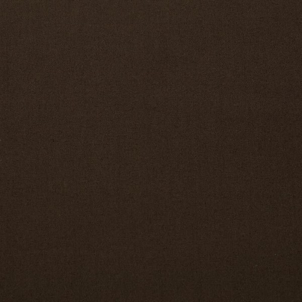 Baumwollbatist dunkelbraun