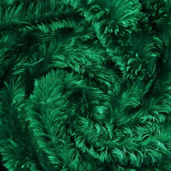 Rest Karnevalsstoff Grasstoff grün (0,90 m)
