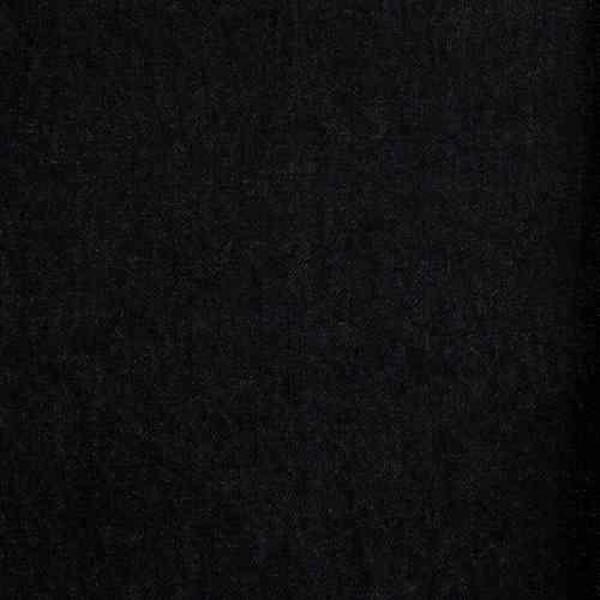 Jeansstoff Mischgewebe schwarz