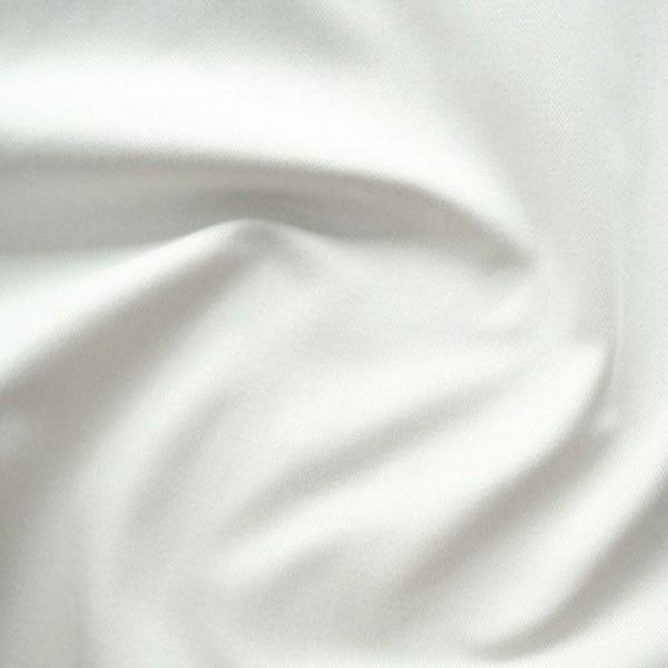 Köperstoff BARTO weiß