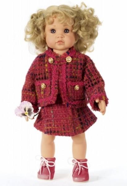 burda Schnitt Puppenkleider 7753 - A und G